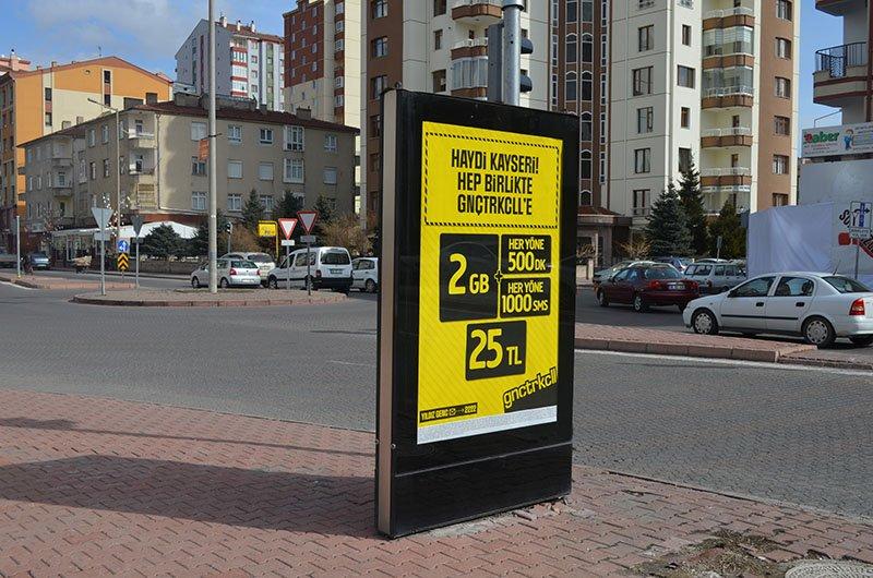 Turkcell CLP Advertising